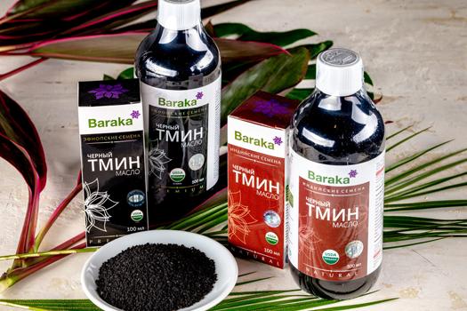 Baraka масло черного тмина