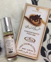Арабские масляные духи Al Rehab Choco Musk (Шоко Муск), 6 мл