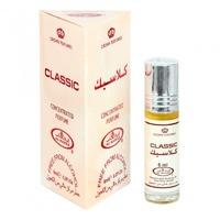 Арабские женские масляные духи Al Rehab CLASSIC (Классик), 6 мл.