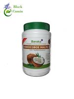 Кокосовое масло Барака Вирджин нерафинированное 1000 мл, пластиковая банка