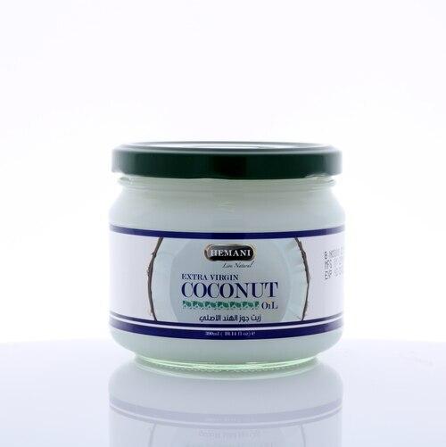 Натуральное Кокосовое масло - Extra Virgin Coconut Oil Heman, 300 мл