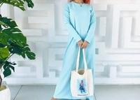 Модное мусульманское платье Эльза