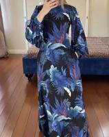 Мусульманское платье Флауэр