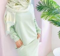 Мусульманский костюм мятная свежесть