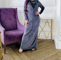 Мусульманское платье Ламсаат