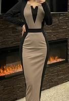 Стильное мусульманское платье Сильвия