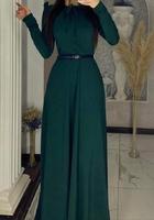 Длинное мусульманское платье Жанна