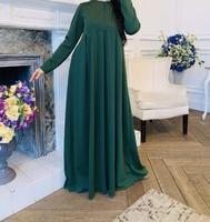Элегантное мусульманское платье Мирра