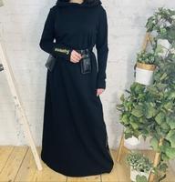 Модное мусульманское платье - худи Супреме