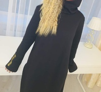 Мусульманское демисезонное платье-худи Квест
