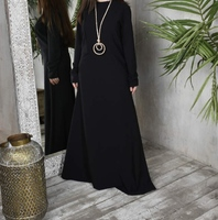 Мусульманское стильное платье Мария
