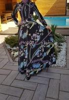 Мусульманское грациозное платье Шерин