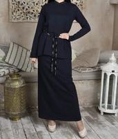 Мусульманский костюм туника+юбка Амира