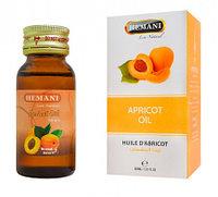 Базовое абрикосовое масло Hemani в стекле, 30 мл, холодный отжим