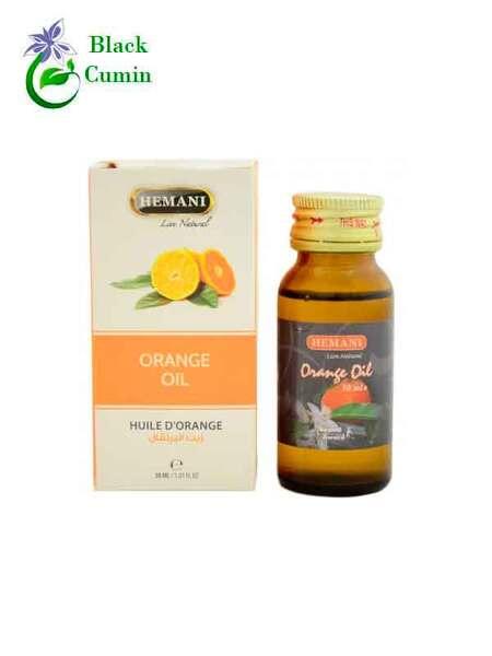 Апельсиновое масло Hemani, 30 мл
