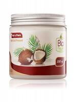 Натуральное кокосовое масло для тела и волос, первый холодный отжим - Coconut Oil Bio Hayah, 250 мл