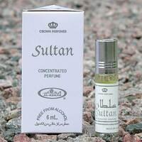 Арабские масляные духи Al Rehab Sultan (Султан), 6 мл
