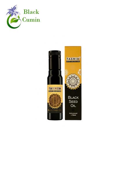 Масло чёрного тмина TASNIM 100мл (стекло)