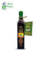 """Эфиопское масло чёрного тмина первого холодного отжима """"Золото Эфиопии"""" в стекле, 500 мл"""